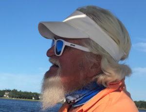 Capt Charlie of Capt Charlie's Family Boating Adventures